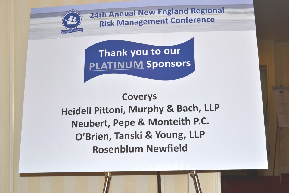 Connecticut Society for Healthcare Risk Management - Photo
